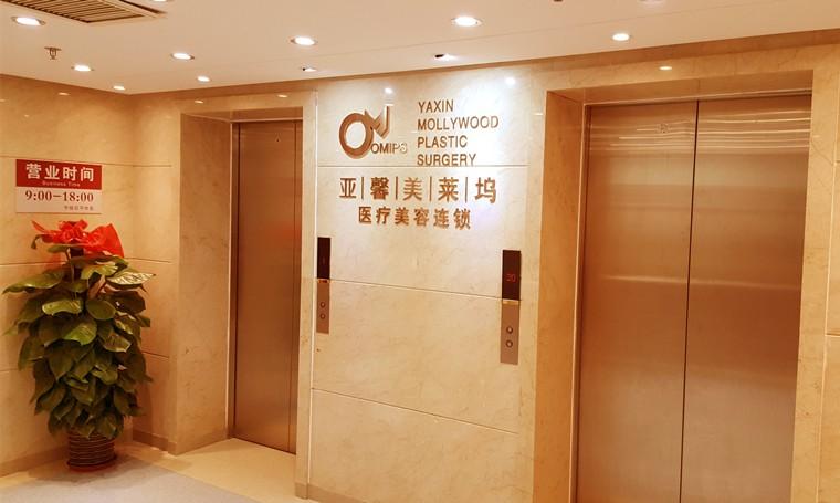 北京亚馨美莱坞医疗美容门诊部(原张海明整形)