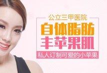 【陕西公立医院自体脂肪丰苹果肌】