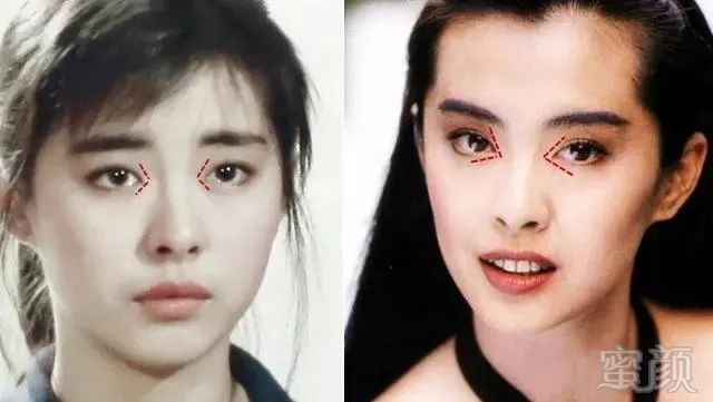 王祖贤眼角变尖后更有女人味