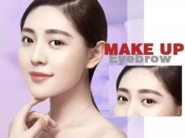 如今,半永久化妆术有句很流行的话--想做女神,先做眉眼唇.