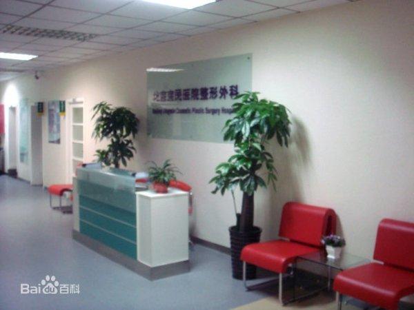北京京民医院整形外科